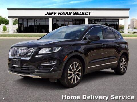 2019 Lincoln MKC for sale at JEFF HAAS MAZDA in Houston TX