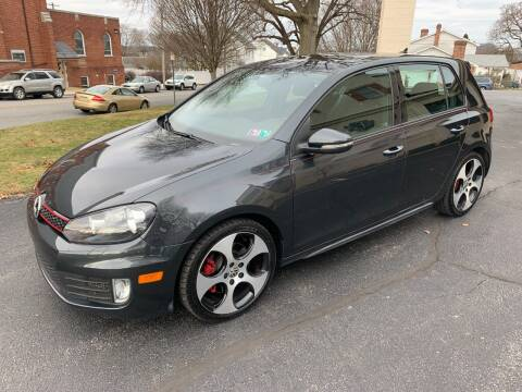 2012 Volkswagen GTI for sale at On The Circuit Cars & Trucks in York PA