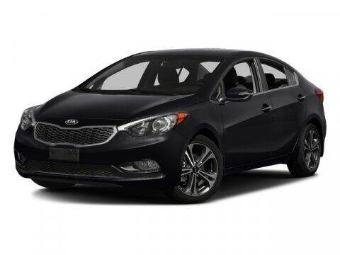 2016 Kia Forte for sale at NICKS AUTO SALES --- POWERED BY GENE'S CHRYSLER in Fairbanks AK