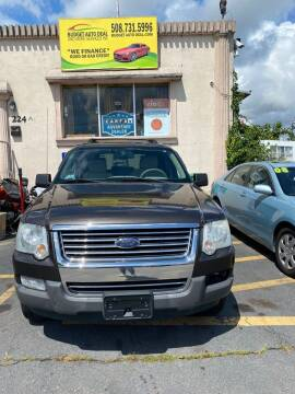2006 Ford Explorer for sale at Budget Auto Deal and More Services Inc in Worcester MA