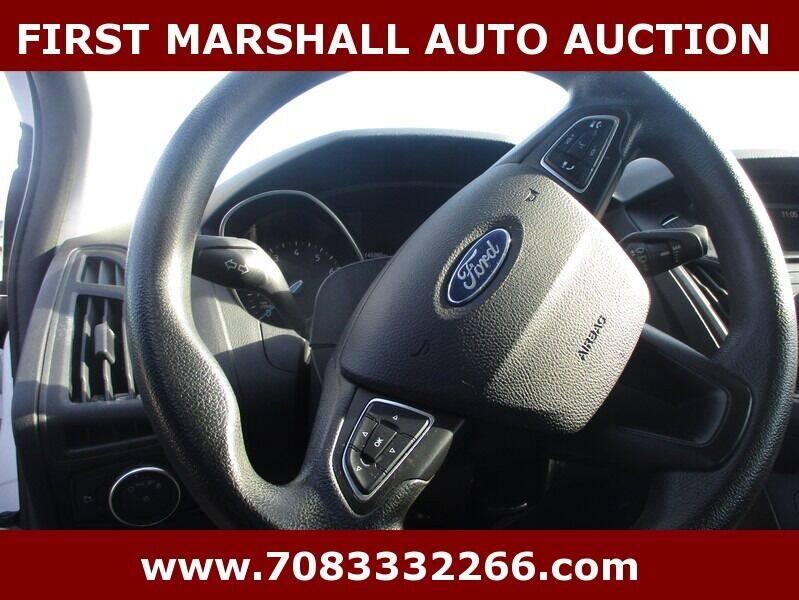2017 Ford Focus S 4dr Sedan - Harvey IL