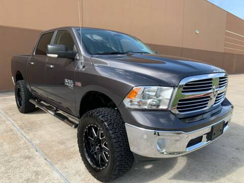 2019 RAM Ram Pickup 1500 Classic for sale at ALL STAR MOTORS INC in Houston TX