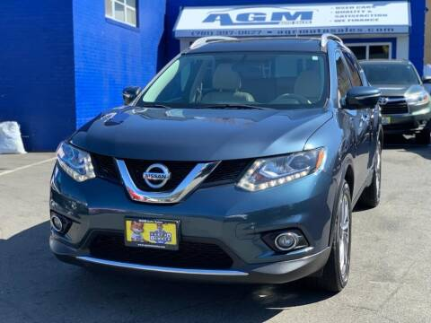 2014 Nissan Rogue for sale at AGM AUTO SALES in Malden MA