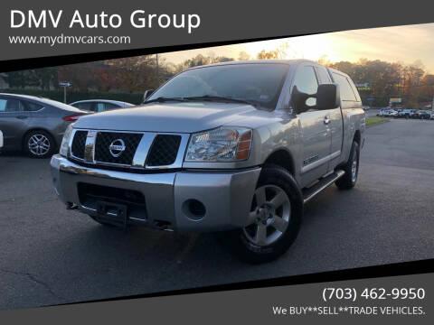 2006 Nissan Titan for sale at DMV Auto Group in Falls Church VA