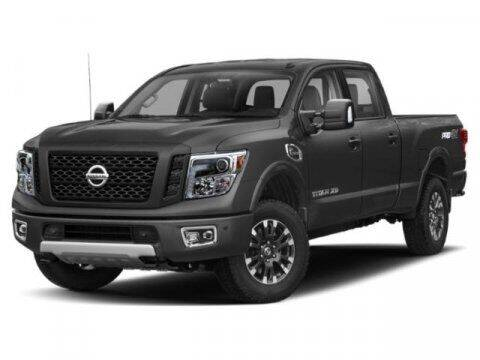 2019 Nissan Titan XD for sale at STG Auto Group in Montclair CA