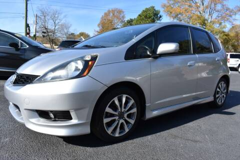 2013 Honda Fit for sale at Apex Car & Truck Sales in Apex NC