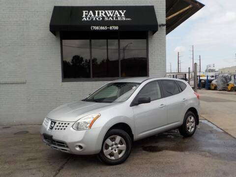 2009 Nissan Rogue for sale at FAIRWAY AUTO SALES, INC. in Melrose Park IL