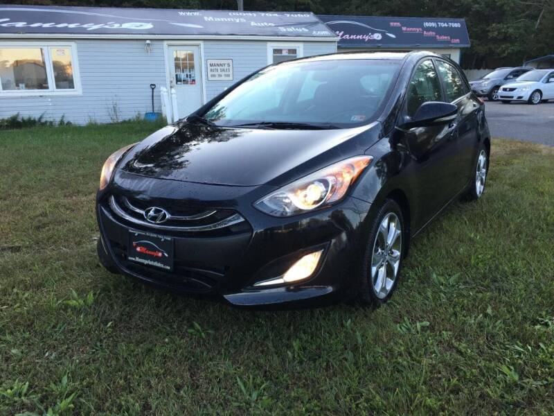 2014 Hyundai Elantra GT for sale at Manny's Auto Sales in Winslow NJ