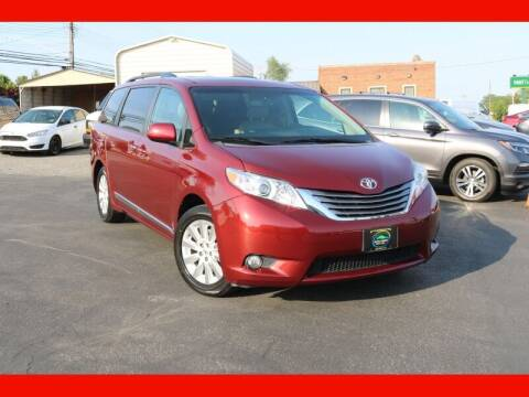 2015 Toyota Sienna for sale at AUTO POINT USED CARS in Rosedale MD
