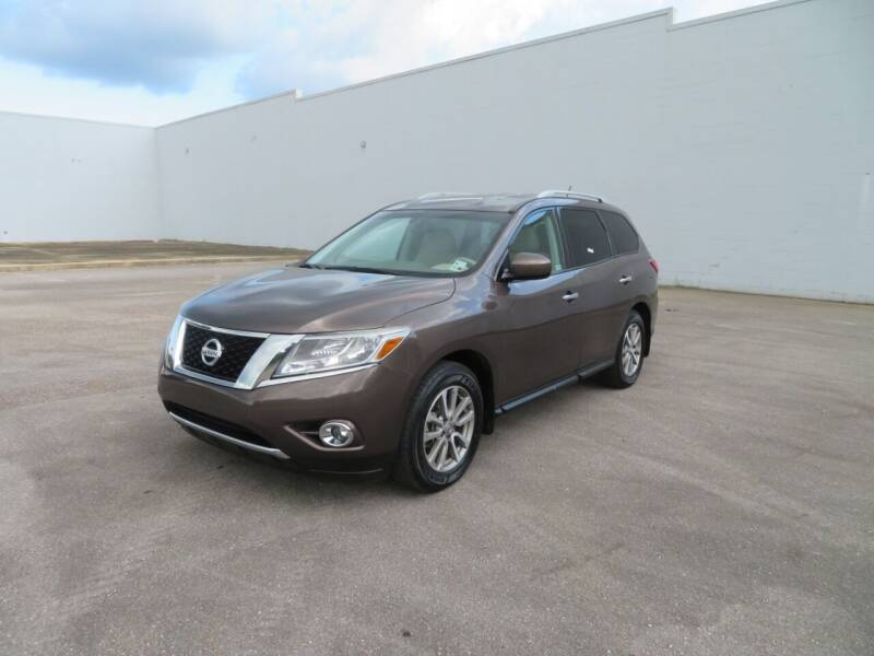 2015 Nissan Pathfinder for sale at Access Motors Co in Mobile AL
