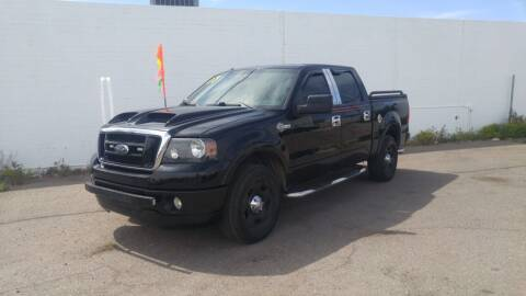 2007 Ford F-150 for sale at Advantage Auto Motorsports in Phoenix AZ