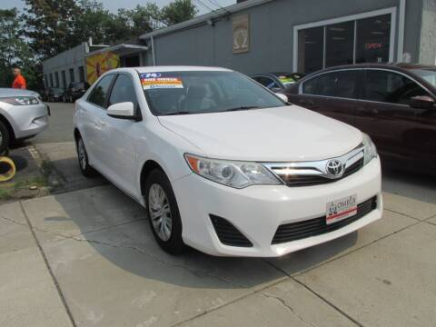 2014 Toyota Camry for sale at Omega Auto & Truck Center, Inc. in Salem MA