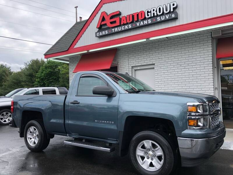 2014 Chevrolet Silverado 1500 for sale at AG AUTOGROUP in Vineland NJ