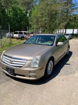 2006 Cadillac STS for sale at Delong Motors in Fredericksburg VA