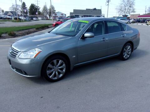 2007 Infiniti M35 for sale at Ideal Auto Sales, Inc. in Waukesha WI