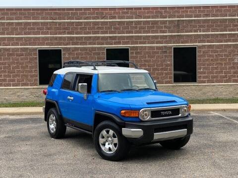 2007 Toyota FJ Cruiser for sale at A To Z Autosports LLC in Madison WI
