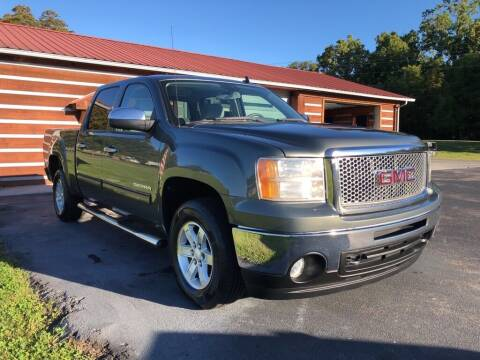 2011 GMC Sierra 1500 for sale at KNK AUTOMOTIVE in Erwin TN