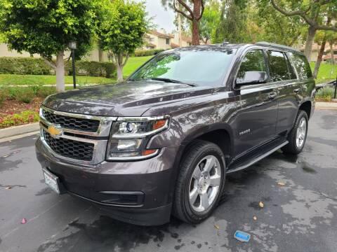 2016 Chevrolet Tahoe for sale at E MOTORCARS in Fullerton CA