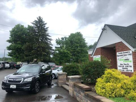 2017 Subaru Forester for sale at Direct Sales & Leasing in Youngstown OH