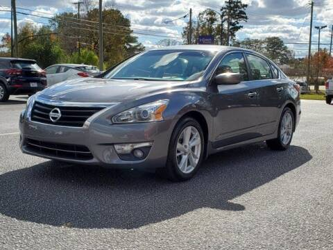 2015 Nissan Altima for sale at Gentry & Ware Motor Co. in Opelika AL