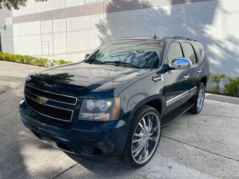 2007 Chevrolet Tahoe for sale at Auto Beast in Fort Lauderdale FL