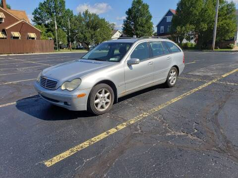 2003 Mercedes-Benz C-Class for sale at USA AUTO WHOLESALE LLC in Cleveland OH