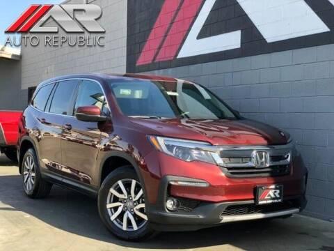 2019 Honda Pilot for sale at Auto Republic Fullerton in Fullerton CA