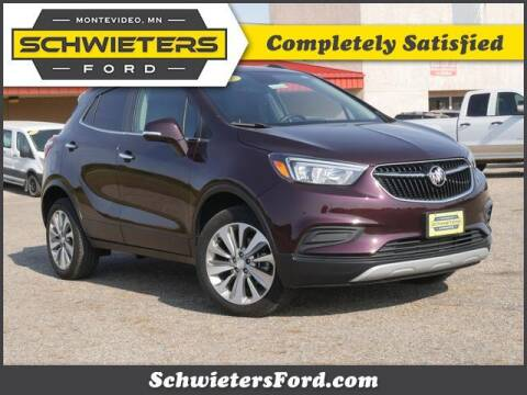 2017 Buick Encore for sale at Schwieters Ford of Montevideo in Montevideo MN