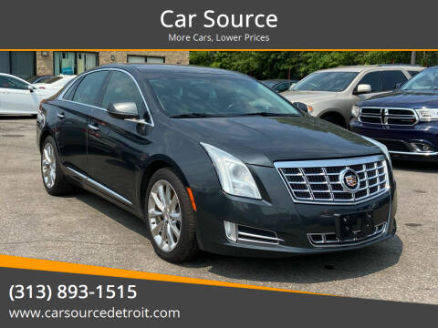 2014 Cadillac XTS for sale at Car Source in Detroit MI