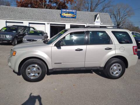 2008 Ford Escape for sale at Street Side Auto Sales in Independence MO