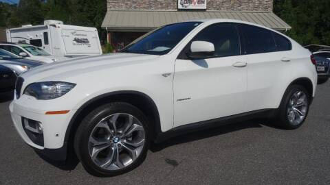 2013 BMW X6 for sale at Driven Pre-Owned in Lenoir NC
