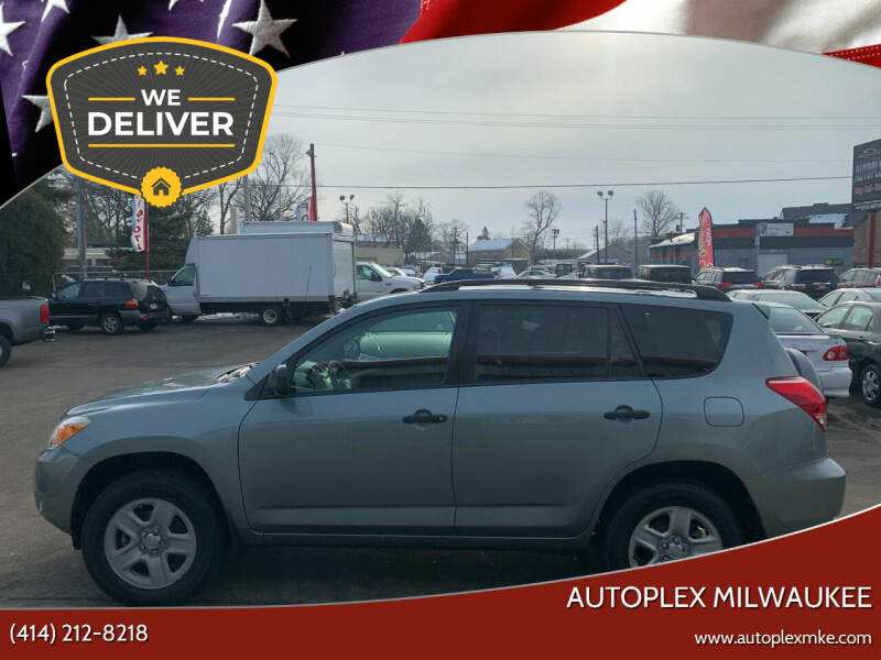 2008 Toyota RAV4 for sale at Autoplex 2 in Milwaukee WI