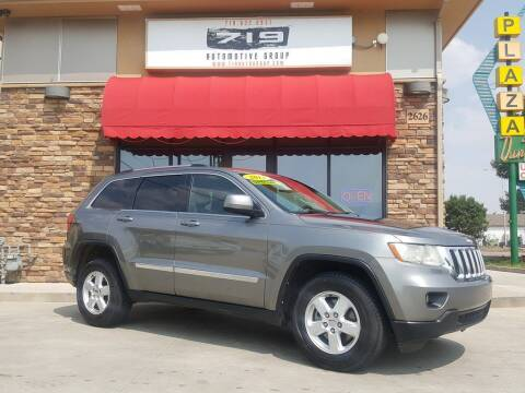 2013 Jeep Grand Cherokee for sale at 719 Automotive Group in Colorado Springs CO