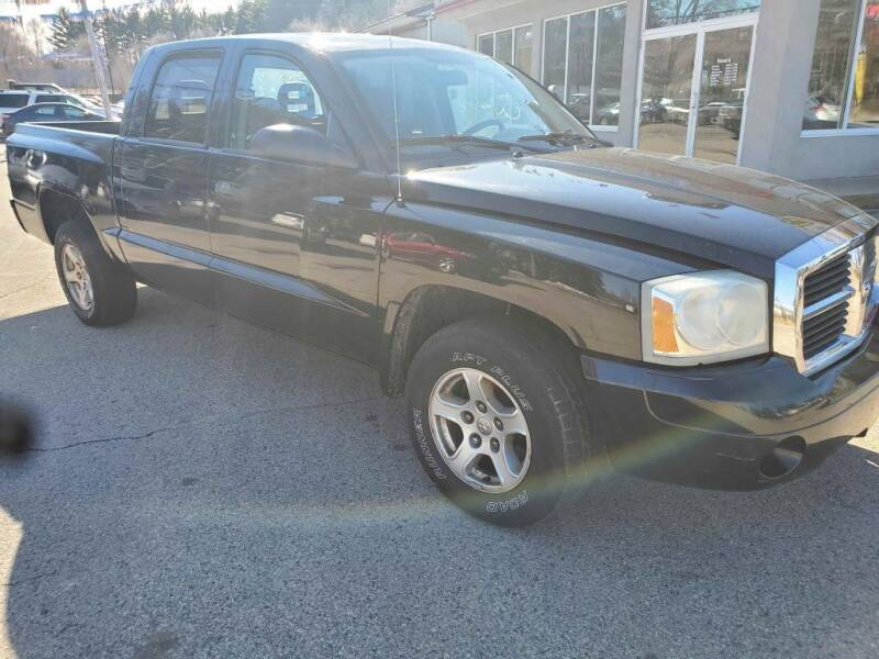 2006 Dodge Dakota for sale at Extreme Auto Sales LLC. in Wautoma WI