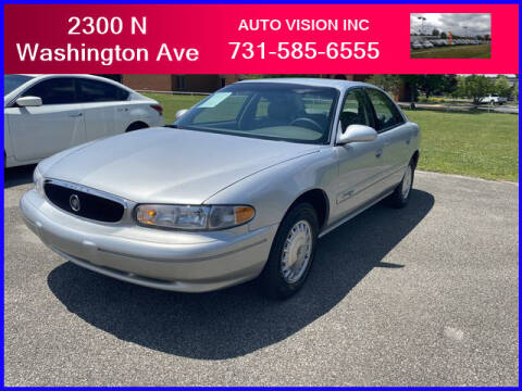 2002 Buick Century for sale at Auto Vision Inc. in Brownsville TN