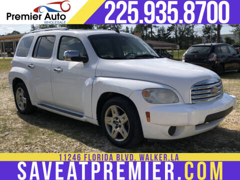 2011 Chevrolet HHR for sale at Premier Auto Wholesale in Baton Rouge LA
