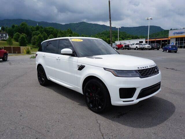 2019 Land Rover Range Rover Sport for sale in Pounding Mill, VA