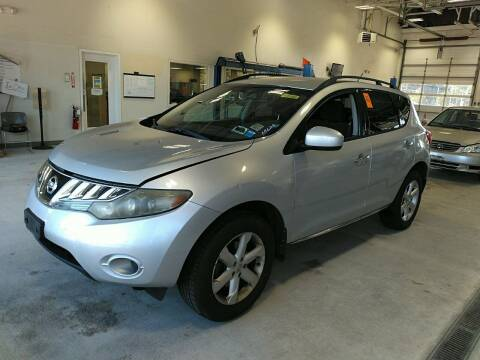 2009 Nissan Murano for sale at 390 Auto Group in Cresco PA