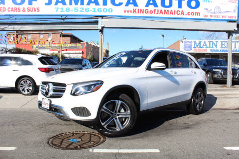 2018 Mercedes-Benz GLC for sale at MIKEY AUTO INC in Hollis NY