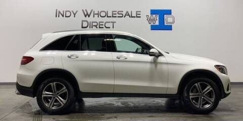 2017 Mercedes-Benz GLC for sale at Indy Wholesale Direct in Carmel IN