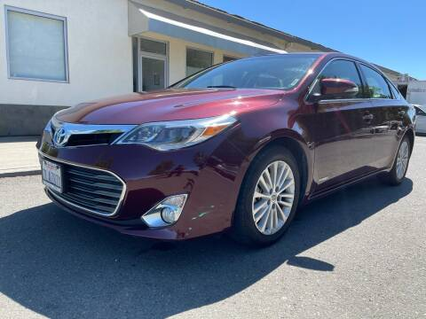 2015 Toyota Avalon Hybrid for sale at 707 Motors in Fairfield CA