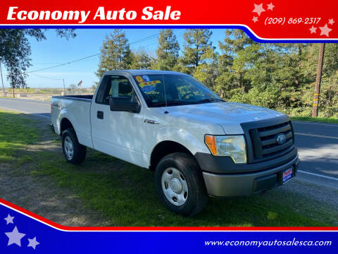2009 Ford F-150 for sale at Economy Auto Sale in Modesto CA