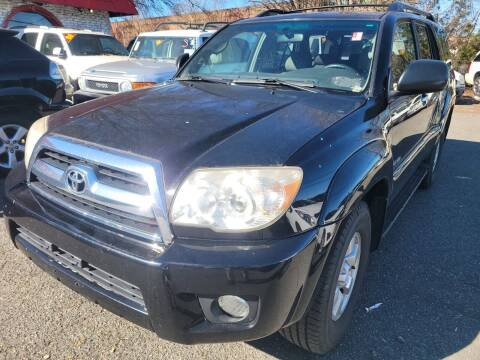 2007 Toyota 4Runner for sale at Ace Auto Brokers in Charlotte NC