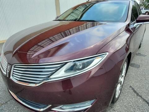 2013 Lincoln MKZ for sale at Atlanta's Best Auto Brokers in Marietta GA