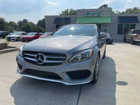 2015 Mercedes-Benz C-Class for sale at Cross Motor Group in Rock Hill SC