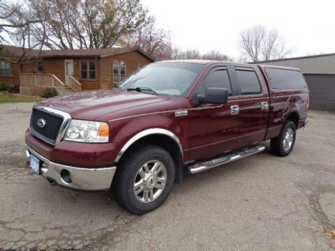 2006 Ford F-150 for sale at COUNTRYSIDE AUTO INC in Austin MN