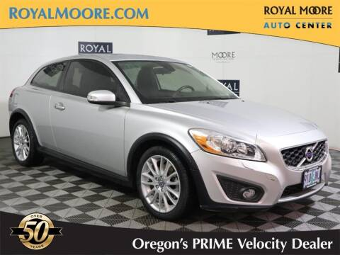 2012 Volvo C30 for sale at Royal Moore Custom Finance in Hillsboro OR