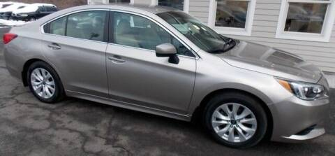 2016 Subaru Legacy for sale at Bachettis Auto Sales in Sheffield MA