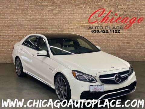 2015 Mercedes-Benz E-Class for sale at Chicago Auto Place in Bensenville IL