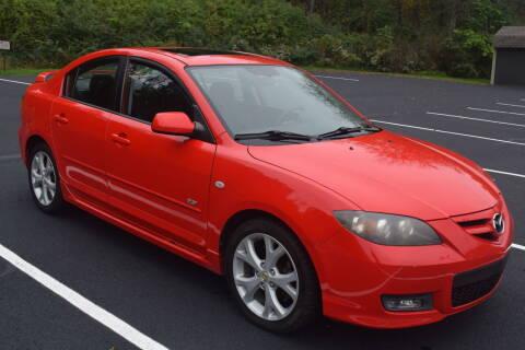 2007 Mazda MAZDA3 for sale at CAR TRADE in Slatington PA